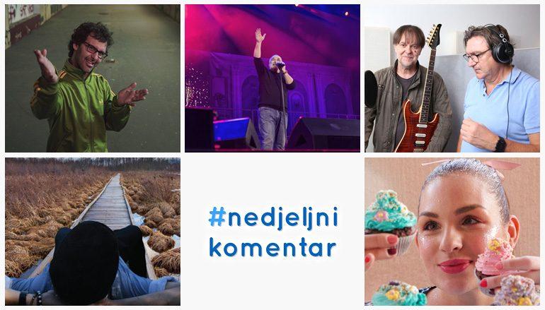 #nedjeljnikomentar: Aleksandar Baić, Đorđe Balašević, ITD band, Marei, Vinko Ćemeraš