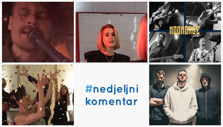 #nedjeljnikomentar: Kevlar Bikini, Malady Lane, Mixed Up Mary, Mooncage, Nika Turković