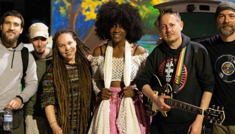 Jamajčanska reggae zvijezda Italee u spotu za novu pjesmu Brain Holidaysa!