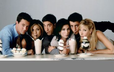 """Napokon u prodaji knjiga """"Prijatelji – ona o seriji Friends"""""""
