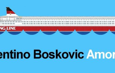 """Valentino Bošković poslao """"Amorellu"""", pjesmu iz budućnosti"""