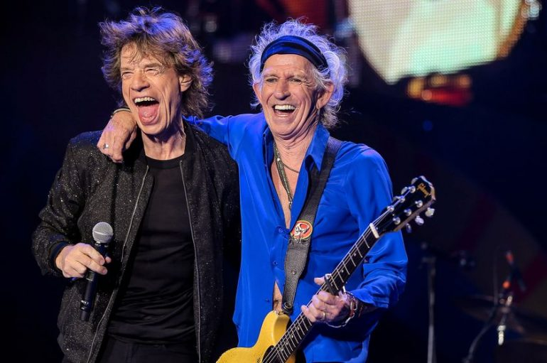 The Rolling Stones otkrili dosad neobjavljenu pjesmu s Jimmyjem Pageom