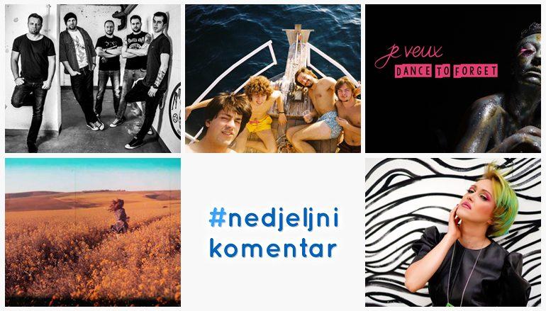 #nedjeljnikomentar: Analiza umA, Gazorpazorp, Ivana Kindl, Je Veux, The Paints