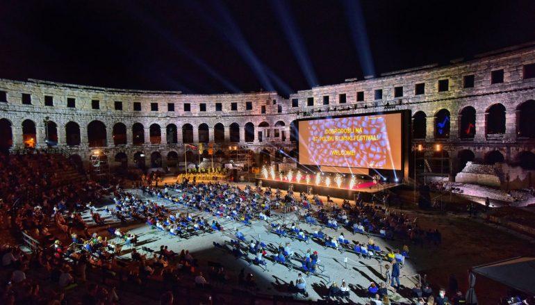 """Otvoren 67. Pulski filmski festival uz dodjelu nagrade Marijan Rotar i premijeru filma """"Mare"""""""