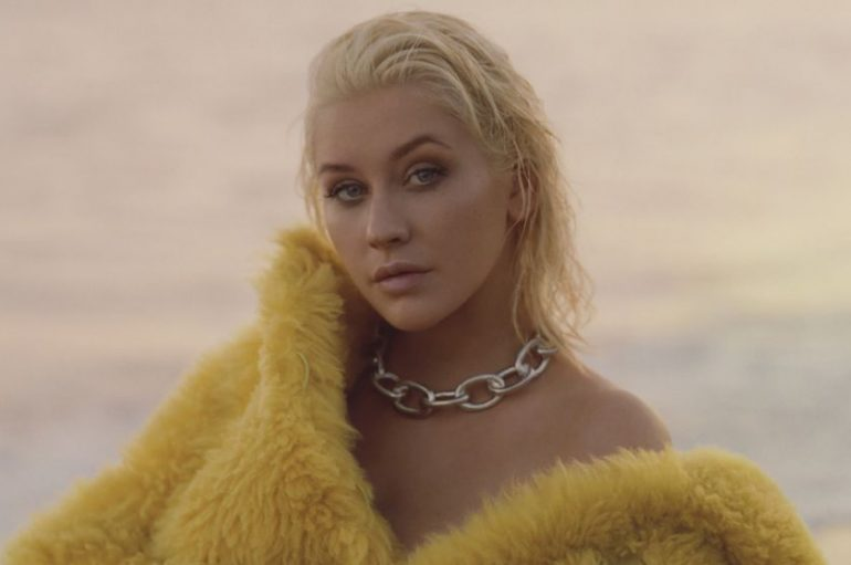 "Christina Aguilera objavila spot za pjesmu iz filma ""Mulan"" – ""Loyal Brave True"""