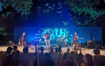 IZVJEŠĆE/FOTO: J.R. August i Darko Rundek na ARLA festivalu u Đakovu – rijeke i mostovi