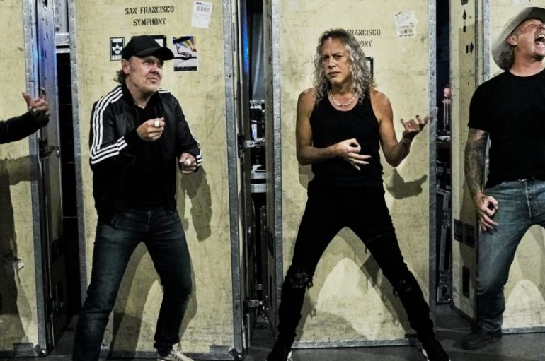 "Stigao ""S&M2"" grupe Metallica"