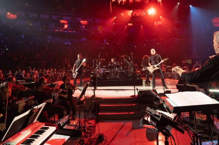 """Metallica predstavila live izvedbu pjesme """"Moth Into Flame"""""""