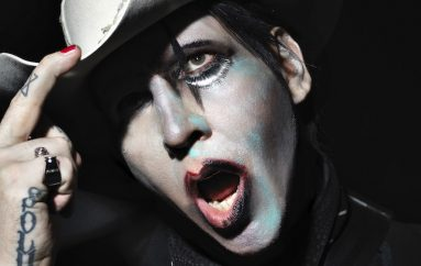 "Marilyn Manson objavo novi album ""We Are Chaos"""