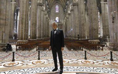 """Andrea Bocelli obradom pjesme """"You'll Never Walk Alone"""" najavio studijski album!"""