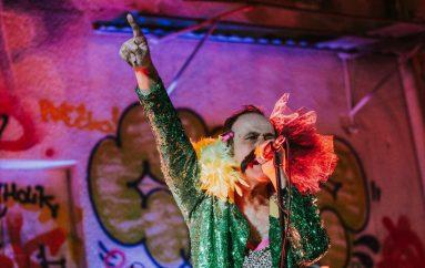 Let 3 bili dio prvog podcasta malog slavonskog festivala Rock Starci