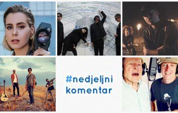 #nedjeljnikomentar: BluVinil, kids from the sky, Nika Turković, Sana Garić, Soma Dollara