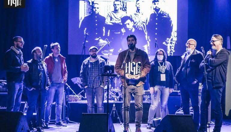 Zebas pobjednici 24. HGF festivala koji je po prvi put održan bez publike