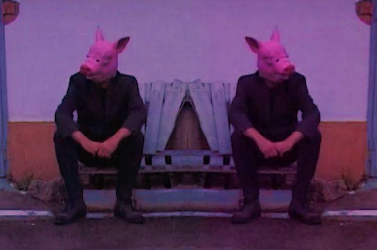 "Poslušajte novi singl psihodeličnih breakbeat punkera Discohernia – ""Pink flamingo"""