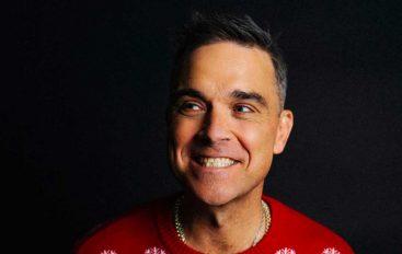 """Robbie Williams objavio glazbenu poruku za Božić – """"Can´t Stop Christmas"""""""