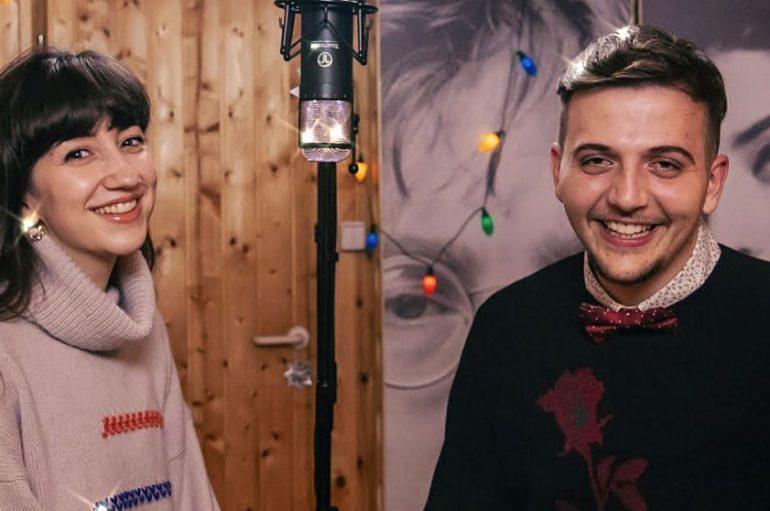 Lu Jakelić i Josip Palameta snimili zajednučku božićnu pjesmu