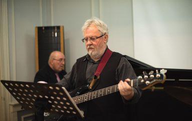 Napustio nas je Mladen Baraković Lima, cijenjeni hrvatski jazz basist i kontrabasist