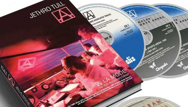 """Jethro Tull slave 40 godina albuma """"A"""" specijalnim box setom"""
