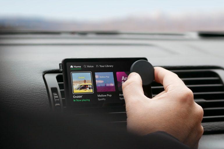 Spotify ušao u automobile – predstavio prvi smart hardware Car Thing