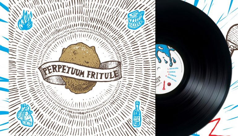 """Legendarni live album TBF-a """"Perpetuum Fritule"""" objavljen na dvostrukom vinilu!"""