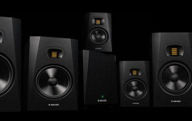 Music Box i Audio Pro predstavljaju: ADAM Audio T8V – vrhunski nearfield studijski monitori