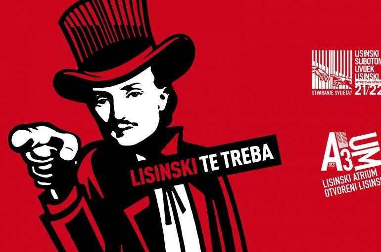Lisinski osvaja Zagreb najuzbudljivijom otvorenom pozornicom i novom sezonom ciklusa Lisinski subotom
