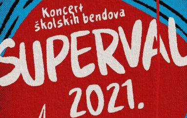 Koncert školskih bendova Superval se vraća i postaje festival