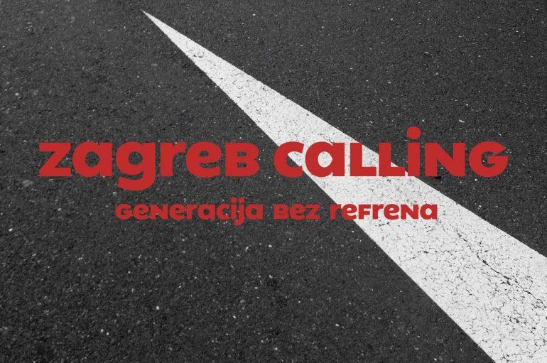 Generacija bez refrena, deset bendova, četiri dana, jedan album