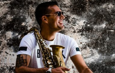 """Ljeto može početi! Dubrovčani Žac the Sax i Maja Grgić predstavili ljetni singl """"In the Sky"""""""