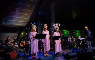 IZVJEŠĆE/FOTO: PantoMimika Orchestra na Ljetu u MSU