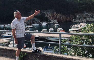 Zoran Predin obukao čarape ispod sandala i otkrio novi singl