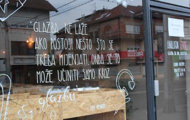 Zagrebačka Dubrava dobiva prodavaonicu ploča Analogni zvuk