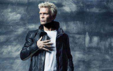 Billy Idol nakon dugo vremena snimio novu pjesmu i najavio EP
