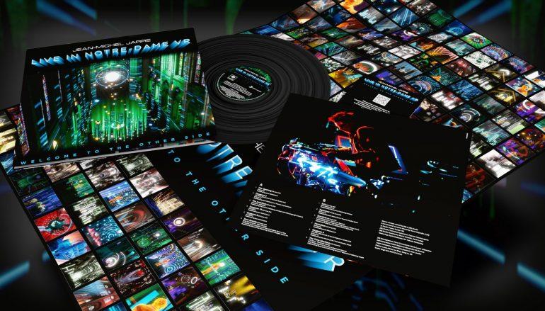 Jean-Michel Jarre uskoro objavljuje na Blu-rayu, CD-u i vinilu novogodišnji virtualni koncert u Notre-Dameu