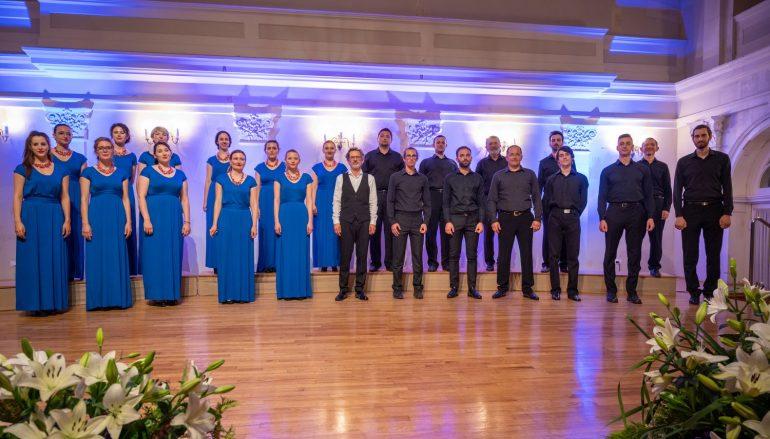 FOTOGALERIJA: Britanski a cappella ansambl Voces8 osvojio zagrebačku publiku