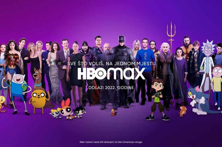 Novi streaming servis stiže u Europu – HBO Max sljedeće godine i u Hrvatskoj i regiji!