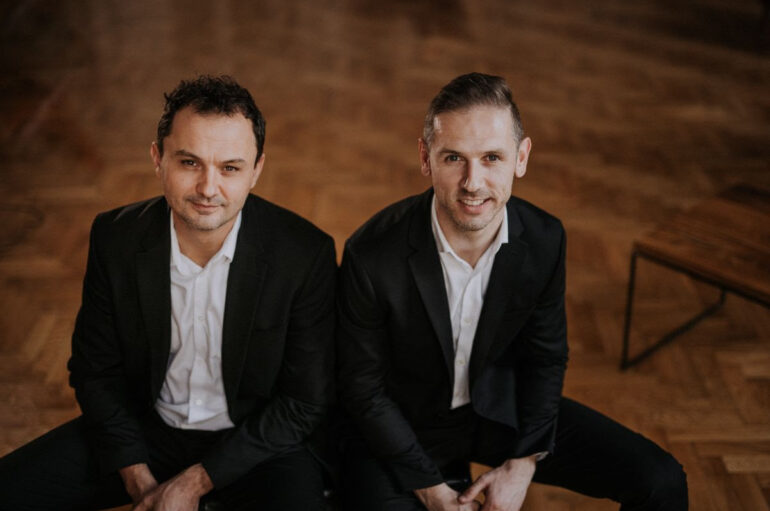 Hojsak&Novosel u donatorskoj misiji za Hrvatski glazbeni zavod