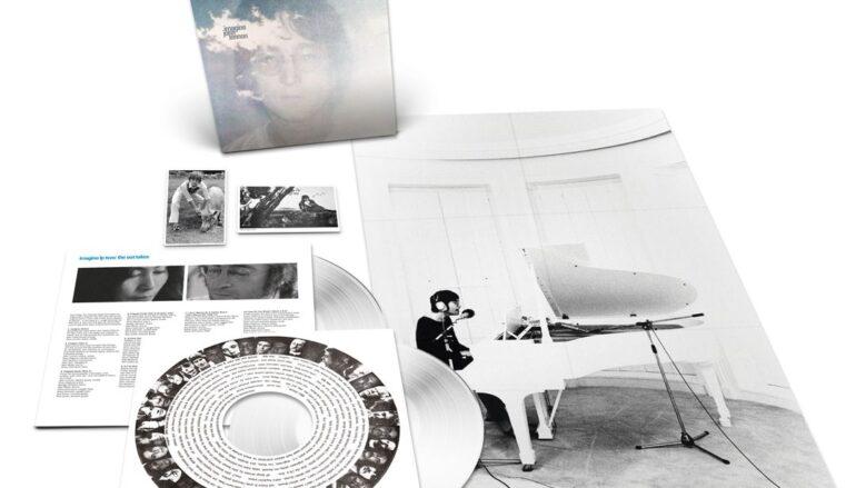 """Uskoro izlazi limitirano kolekcionarsko izdanje albuma """"Imagine"""" Johna Lennona"""
