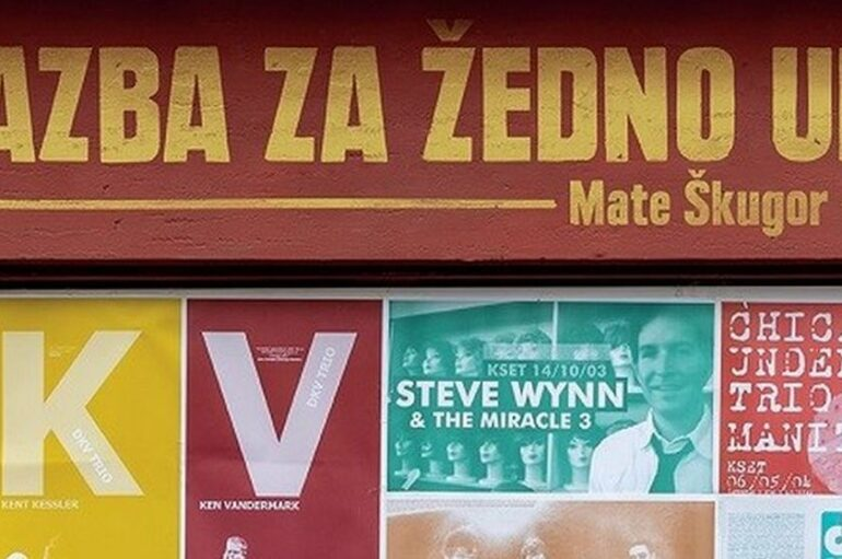 "RECENZIJA: Mate Škugor: ""Glazba za Žedno uho"" – fantastična kombinacija autobiografije, dnevnika i rock enciklopedije"