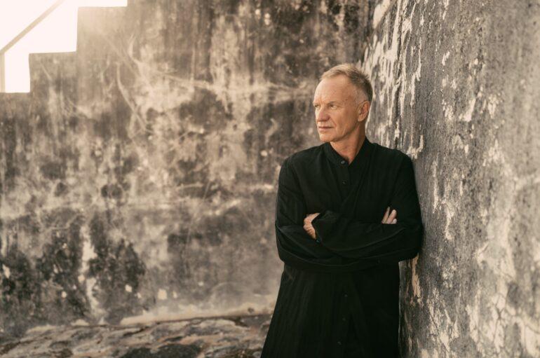 "Ususret novom albumu Sting predstavlja singl ""Rushing Water"""