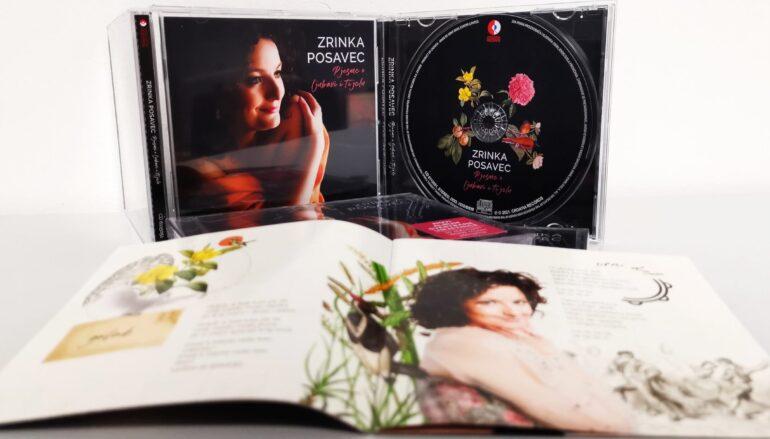 """Zrinka Posavec objavila novi world music album """"Pjesme o ljubavi i tijelu"""""""