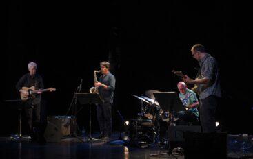Fantastičan Adam Nussbaum's Leadbelly Project za kraj 3. Backstage Live Pula Festivala